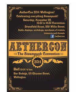 Aethercon poster
