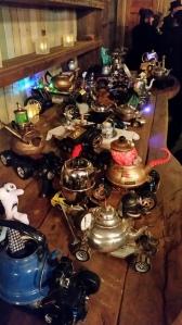 Splendid Teapot lineup